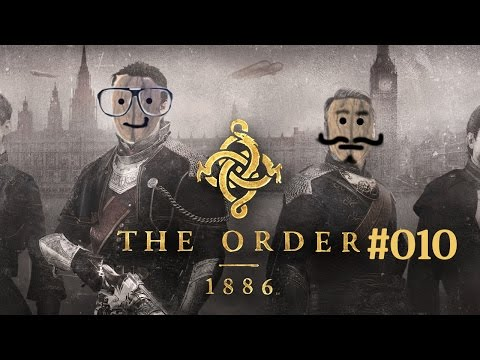 Let's Play The Order 1886 - #10 - Rebellen On Board [Coop/PS4/deutsch/HD]