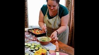 Рататуй. Рецепт приготовления известного французского блюда.