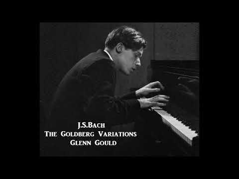 "J.S.Bach ""The Goldberg Variations"" [ Glenn Gould ](1955 Replication)<The 2nd Upload>"
