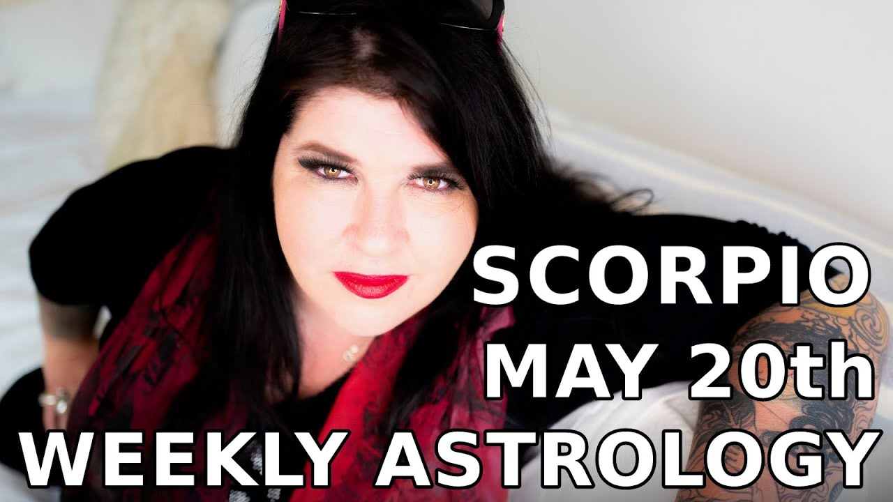 scorpio weekly astrology forecast 16 december 2019 michele knight