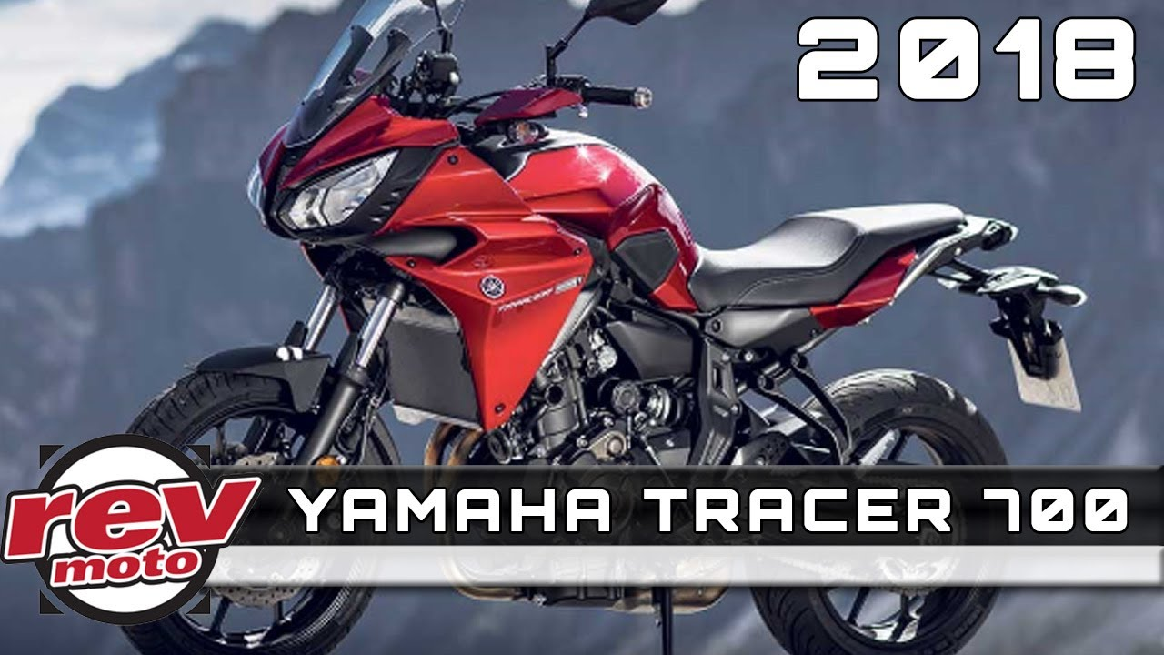2018 YAMAHA TRACER 700 Review Rendered Price Release Date