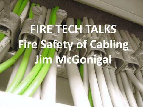 Fire Safety of Cabling
