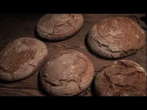 Сладкий арабский хлеб в