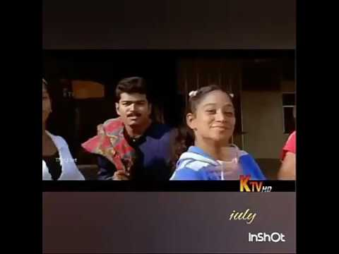 Vijay in June July song cut WhatsApp status