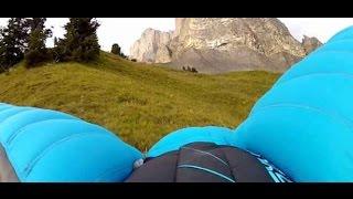 Vaski - Pumped Up Kicks (Base Jump Video)