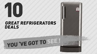 Up To 30% Off Refrigerators Deals // Great Indian Festival 2017