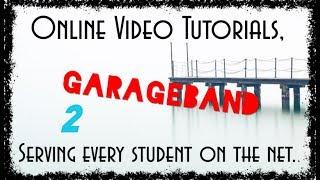 Garageband Basic Navigation HD - 2 of 9 -