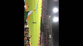 India vs australia t20 wc 2016 maxwell dance