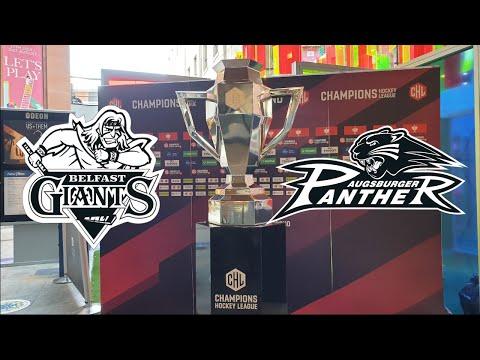 Fanvideo: Belfast Giants Vs Augsburger Panther, Champions Hockey League