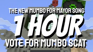 VOTE FOR MUMBO SCAT 1 HOUR VERSION | Grumbot Song 1 HOURS