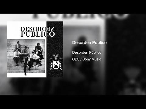 Desorden Público - Desorden Público (1988) || Full Album ||