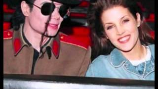 Michael Jackson & Lisa Marie Presley~ Part 2~ You Rock My World