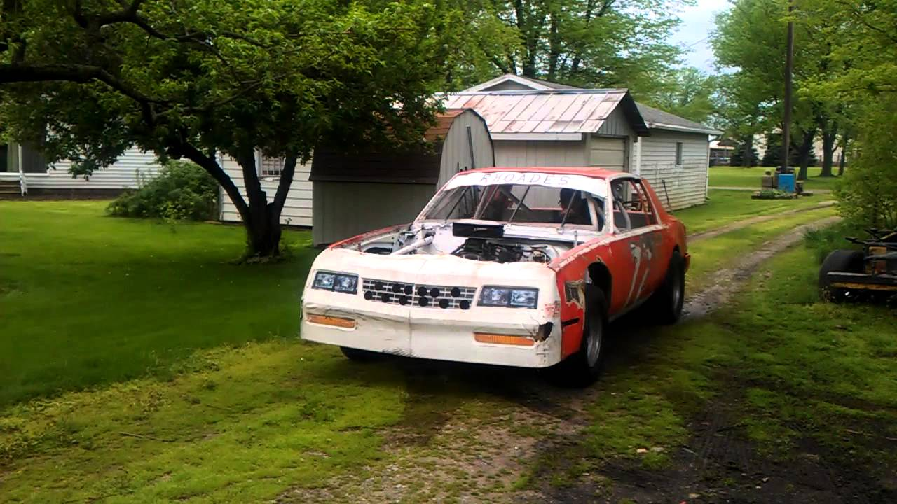 Dirt Car First Drive (Farmer City Street Stock) - YouTube