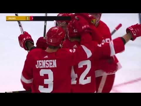 Boston Bruins vs Detroit Red Wings - September 23, 2017 | Game Highlights | NHL 2017/18