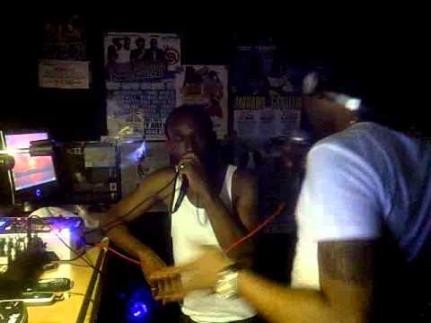 So Sick and Juba @ Energy radio station!