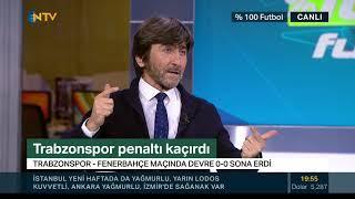 Rıdvan Dilmen'den penaltı yorumu ...  (25 Kasım 2018)