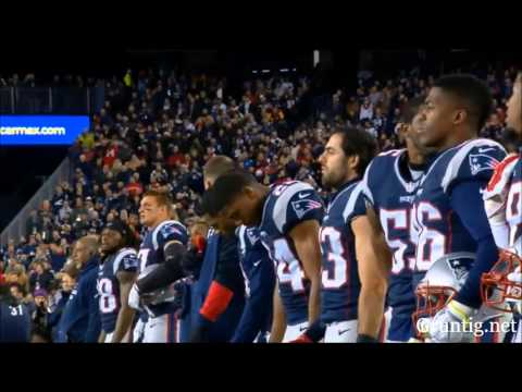 New England Patriots Hold Moment of Silence for Ezra Schwartz on Monday Night Football