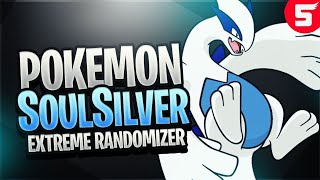 Pokemon Soul Silver Extreme Randomizer! - Gameplay & Download (2018)