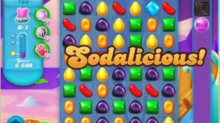 Candy Crush Soda Saga Livello 700 Level 700