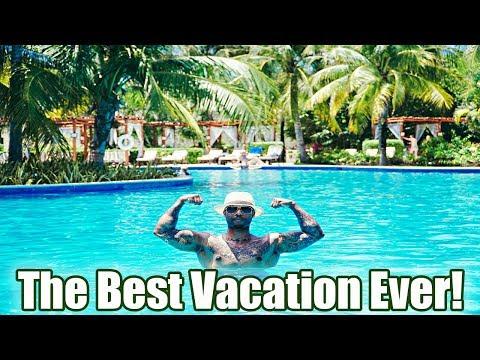 Vacation Vlog: Cancun, Mexico 2017 (4k)