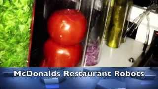 McDonald's Is Days From Opening Restaurant Run Entirely By Robots - NETV