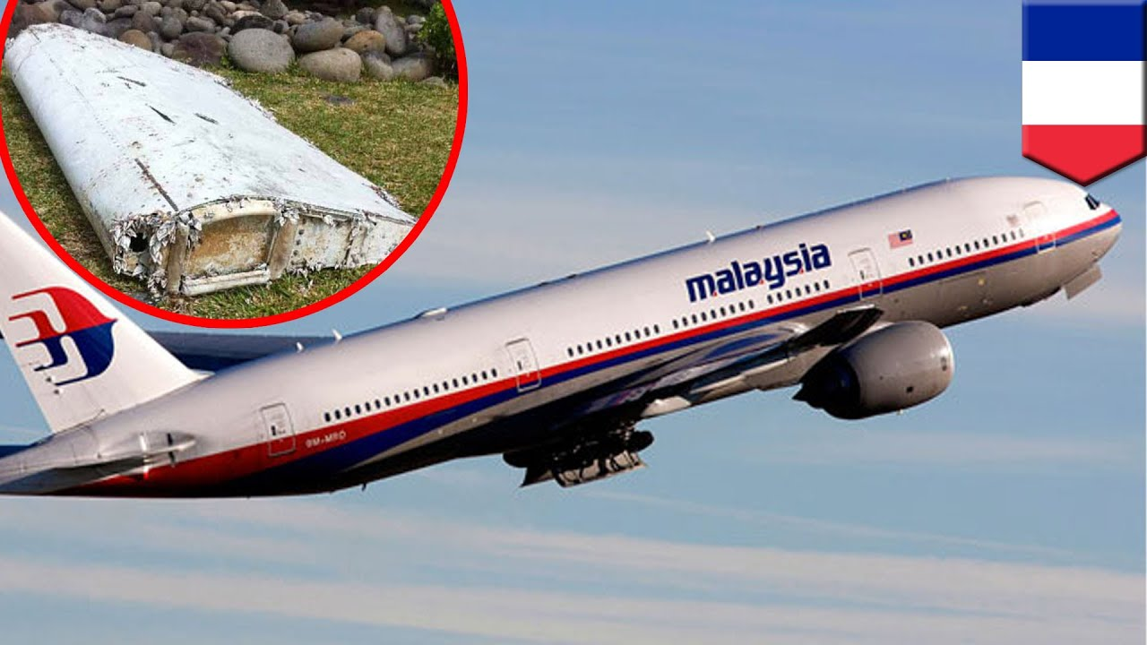 MH370 debris found? Washed up plane part could be wing of Boeing 777  aircraft - TomoNews