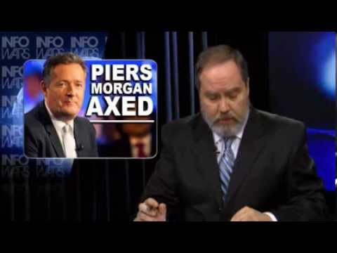 Piers Morgan Admits Gun Control Advocacy Led to Show Being Axed
