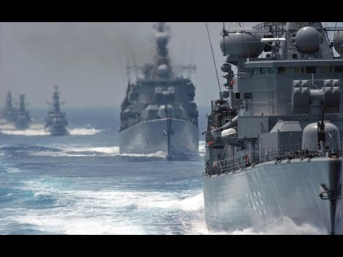 Hellenic navy The Guardians of Aegean