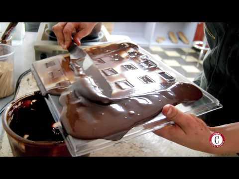 Bon Bon Bon: Detroit's first artisan chocolate shop 7/25/2014