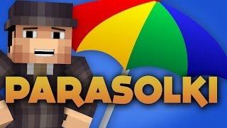 PARASOLKI DLA TWARDZIELI - Minecraft Umbrella mod
