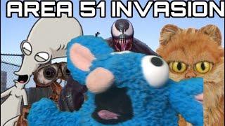 ???? Area 51 Invasion ????