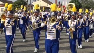 2015 Norwalk Halloween Parade - Garey High School - The Gallant 7th