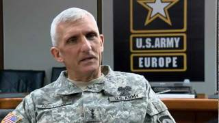 U.S. Army Europe Campaign Plan Podcast