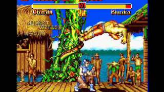 Super Street Fighter 2 - The New Challengers playthrough with ChunLi part 1/3 thumbnail