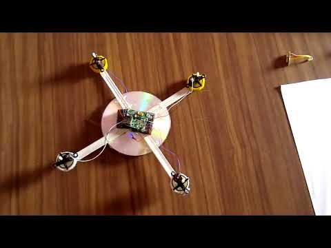 How to make quadcopter at home very easy By RK 13