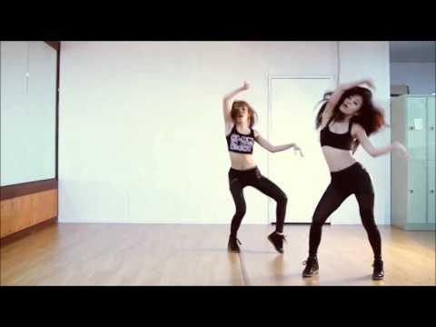 WOMANIZER dance choreography Waveya Ari MiU Slowed
