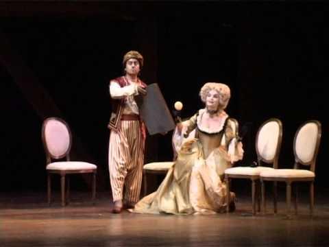 Gossip - La scuola della maldicenza (Sheridan) - teatro Globe Roma-parte 1°