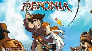 DEPONIA #01 - Willkommen im Müll ~ Let