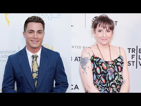 American Horror Story UNDER FIRE For Casting Colton Haynes & Lena Dunham