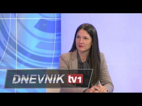 Gošća Dnevnika: Jelena Trivić, Predsjednica Savjeta za ekonomiju PDP-a