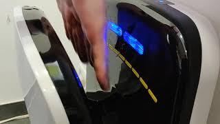 Обзор автоматической сушилки для рук Passat от ТМ Trento