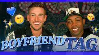 Boyfriend Tag w/ Jesse Pattison!
