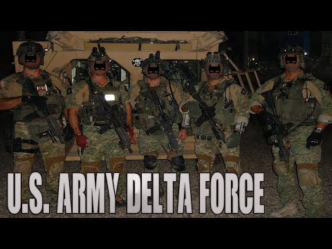 Delta Force | 1st SFOD-D | CAG  -