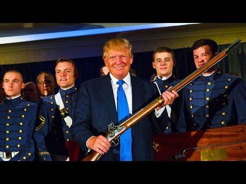 Trump Hurting Gun Sales?