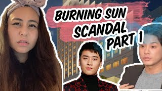 Burning Sun Scandal (Part 1) :Jung Joon Young Background & How Mr.Kim Started It all