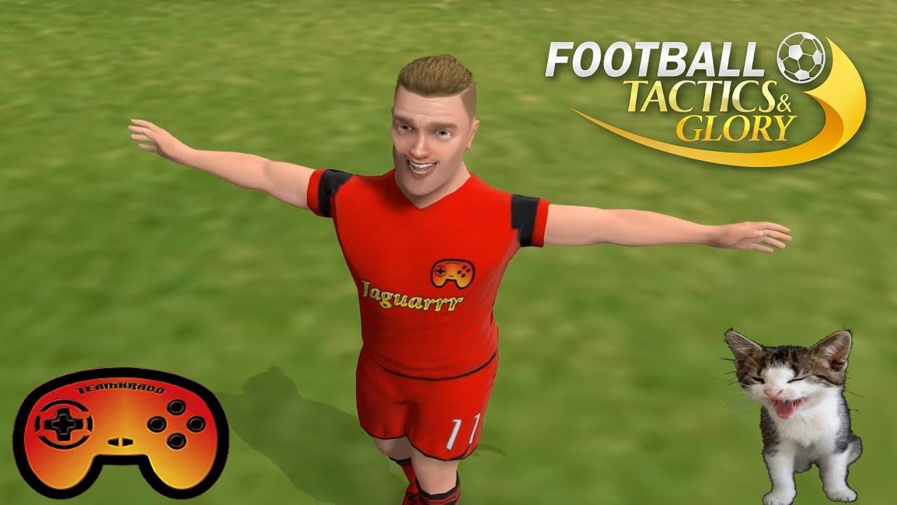 Football Tactics & Glory Tipps