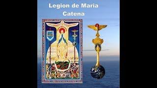 LA CATENA ORACION DE LA LEGION DE MARIA