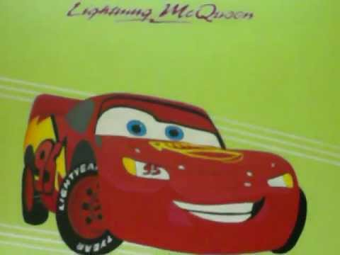 Disney Cars Room Decor Ideas