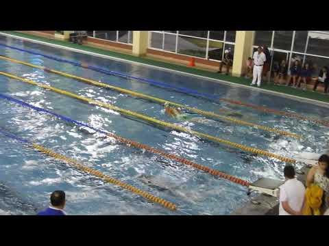 100 Mariposa 1ra Jessica Cobo C3 - Torneo Interclubes CRSF 2018