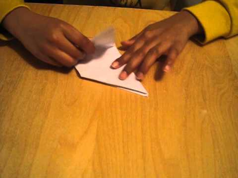 Origami Instructions How To Make A Duck Mouthbeak Youtube